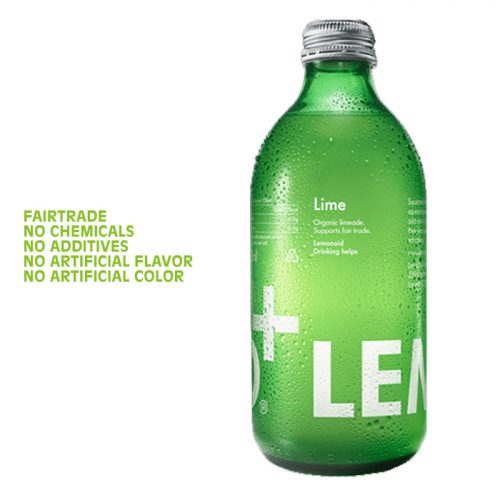 Lemonaid Lime 330ml