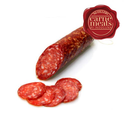 Veal Chorizo 200g Sliced