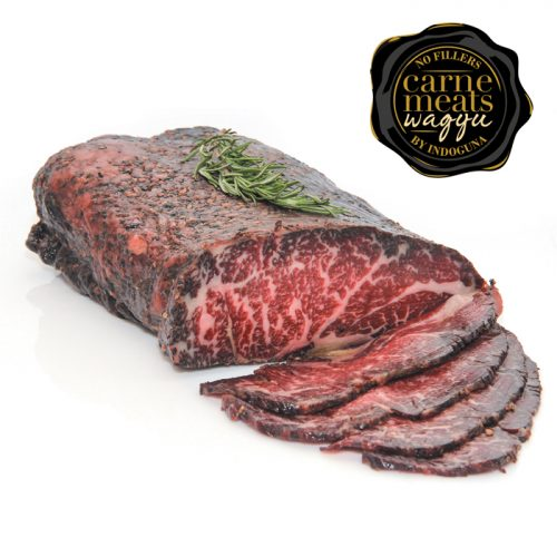 Wagyu Beef Coppa 200g Sliced