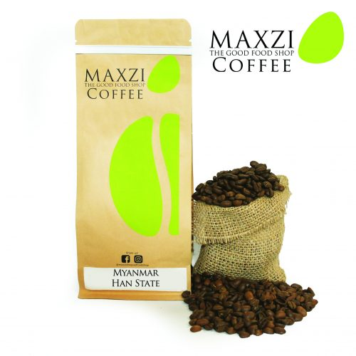 Myanmar Han State 250g | Coffee Bag