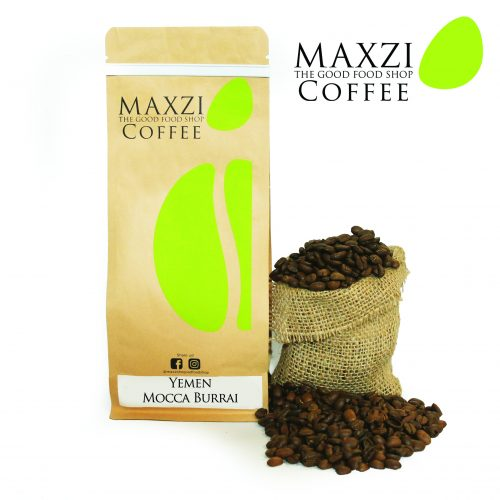 Yemen Mocca Burrai 250g | Coffee Bag