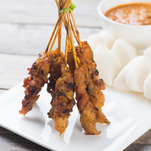 Beef Satay | 25 sticks