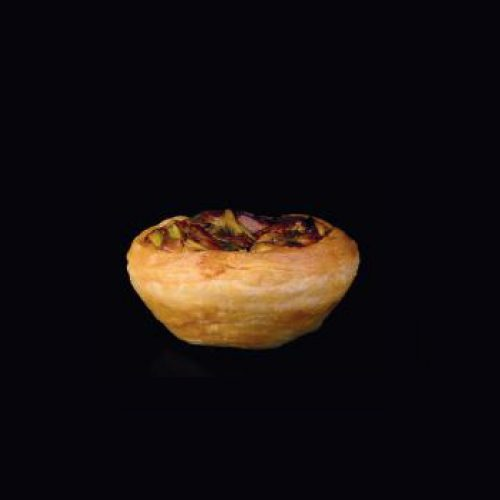 Dates & Mixed Nuts Tart 20g | 25pcs