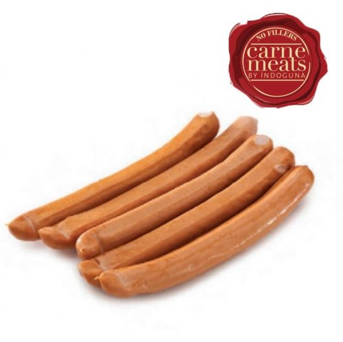 Cooked Veal Bratwurst Sausage 100g | 1kg
