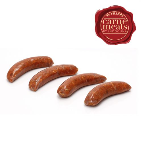 Raw Coarse Beef Chorizo Sausages 45g | 1kg