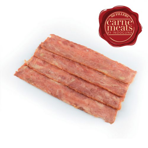 Smoked Turkey Strips 500g