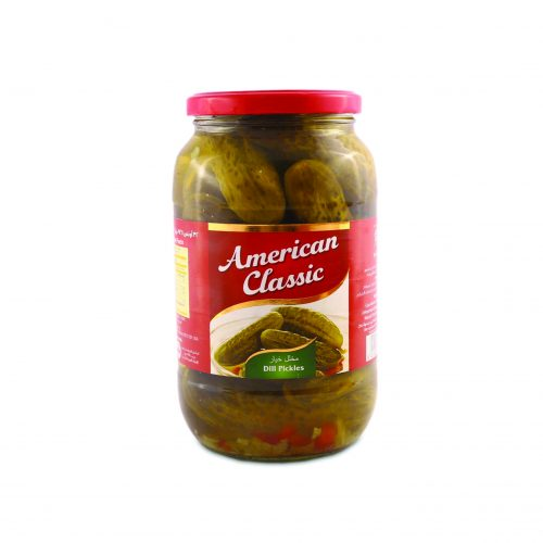 AC Dill Pickles 32oz