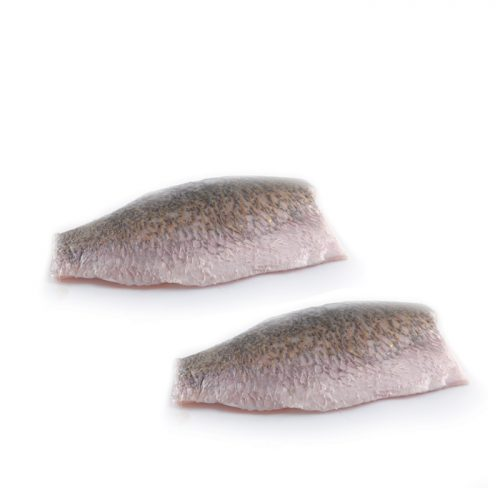 Frozen Baramundi Fillet, Skin On 350-500g| 10kg packaging