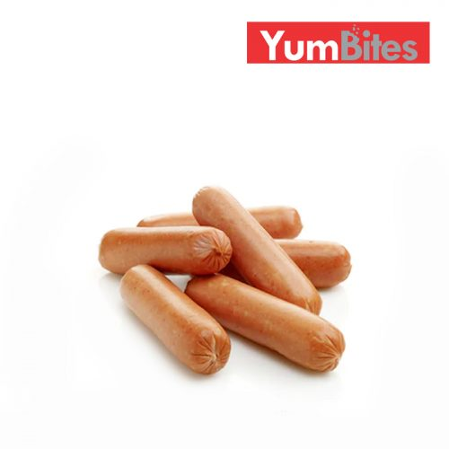 Frozen Cooked Chicken Sausage Yum Bites 35g | 5kg packaging