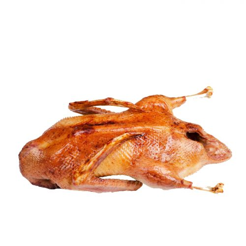 Frozen Whole Roasted Duck Bone In | 1.6kg +-