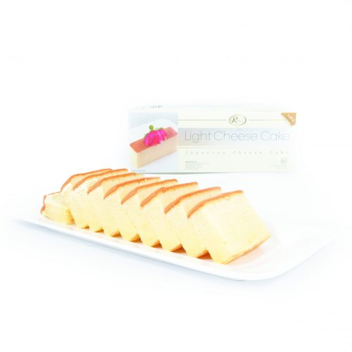 Rious Light Cheese Cake 200g | pkt