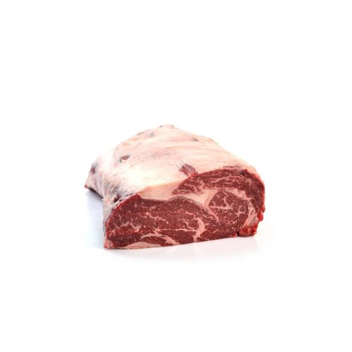 Chilled Rosedale Natural Beef GF 150d Cuberoll Lip Off MB2+ 5kg+-