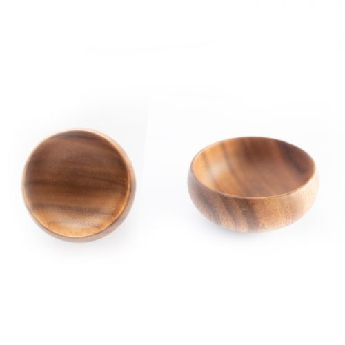 Acacia Wooden Bowl 8.5 cm | 1pc
