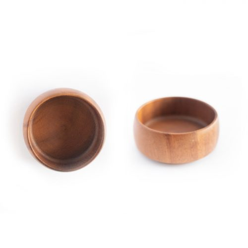 Acacia Wooden Bowl 7cm | 1pc