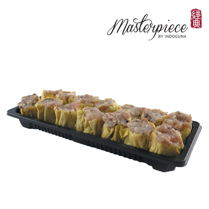 Chicken Siew Mai with Shitake Mushroom and Water Chestnut 14pcs