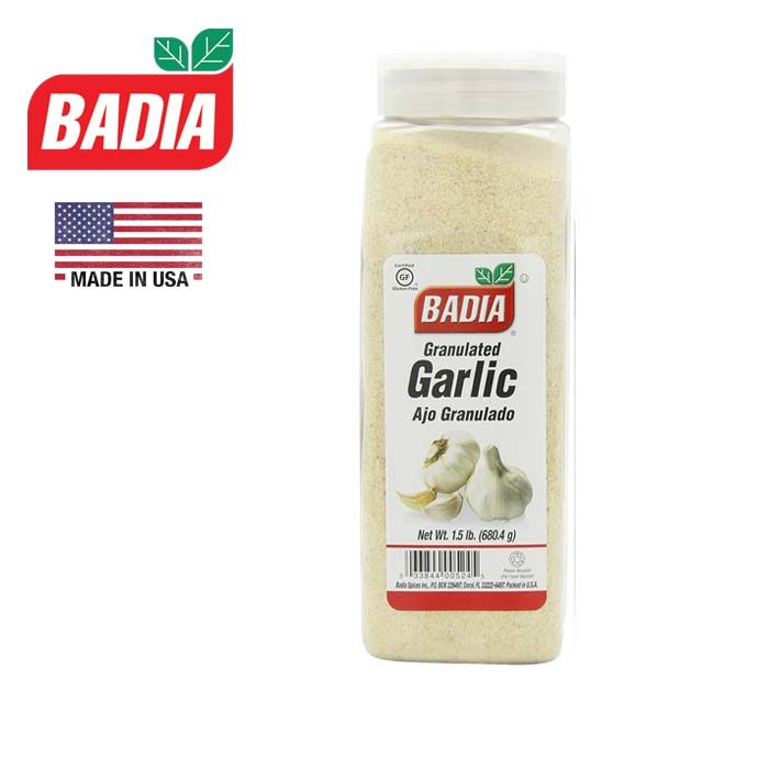 Granulated Garlic 680.4g