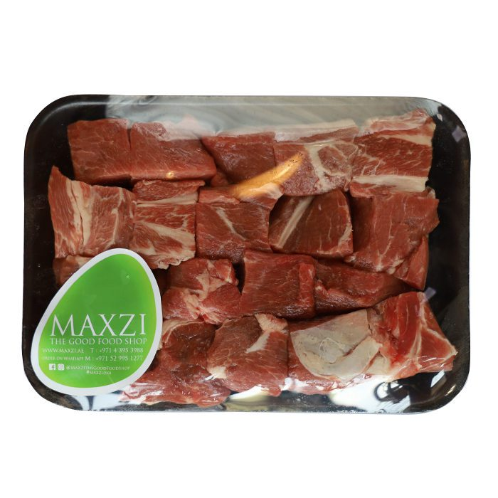 Lamb Cubes (Shoulder Boneless) 600g +-