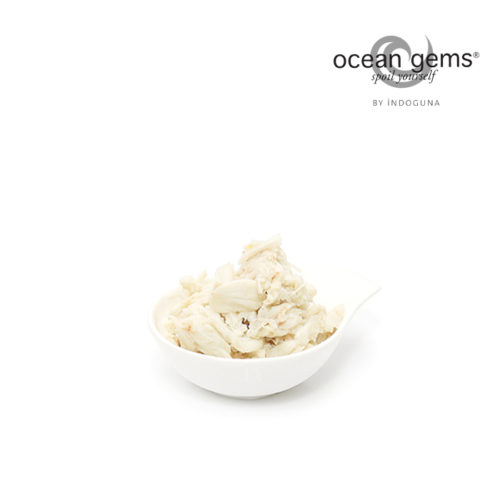 Pasteurized Crab Meat – Lump | 454g