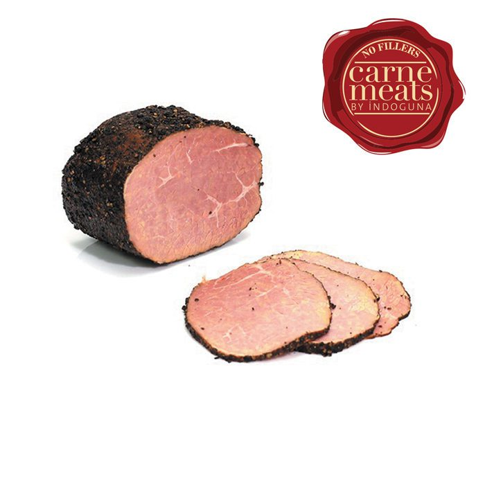 Pepper Beef Pastrami 200g Sliced