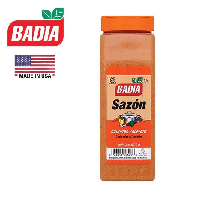 Sazon Seasoning Coriander Anatto 907g