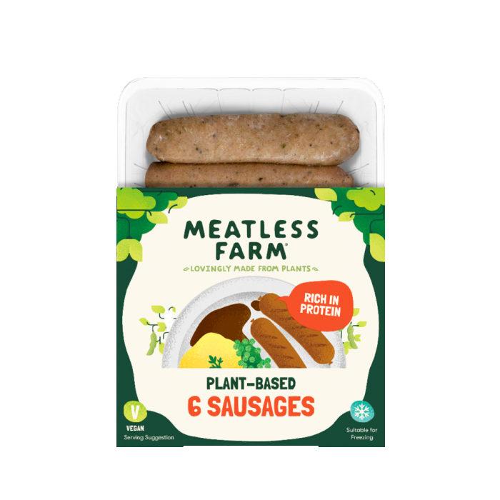 Frozen Meatless Sausage 50gm
